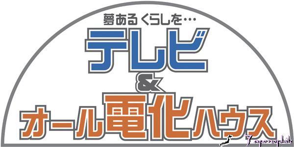 テレビ&オール電化ロゴ