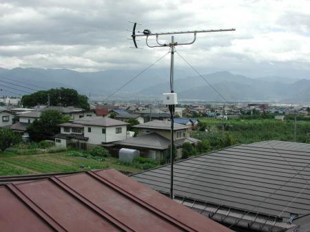 UHFアンテナです