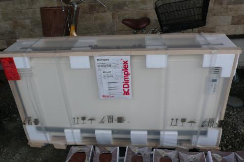 ユニデールの蓄熱暖房器7KWです