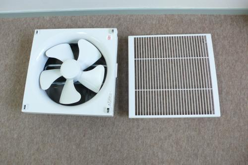 パナソニック電工のインテリア形換気扇です