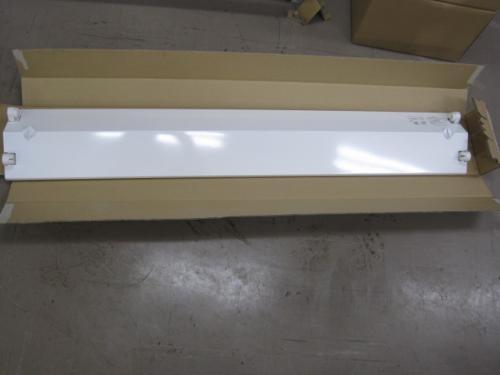 新しい照明器具はHF32W×2灯式です