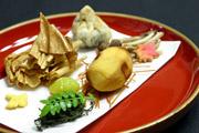 四季の味・精進料理