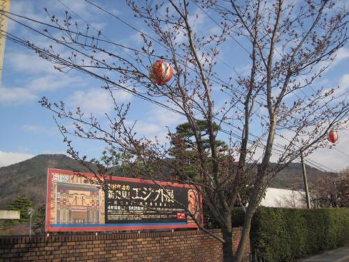 城山公園内にある長野県信濃美術館で   吉村作治の【新発見!エジプト展】が  4月10日から5月21日まで開催されるらしいです