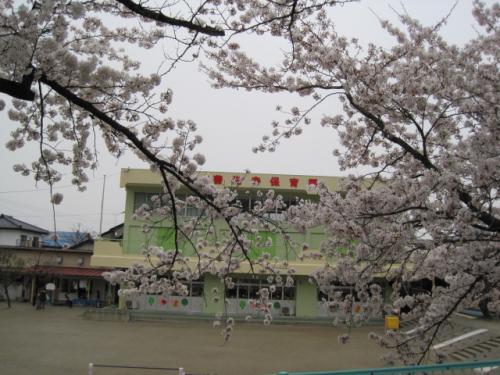善光寺北参道には善光寺保育園があります