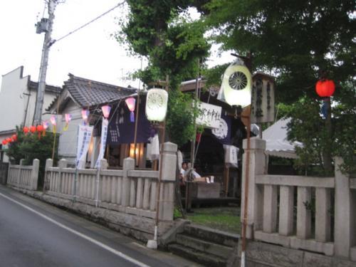 弥栄神社の本殿です