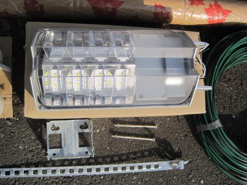 東芝のIED屋外照明器具です