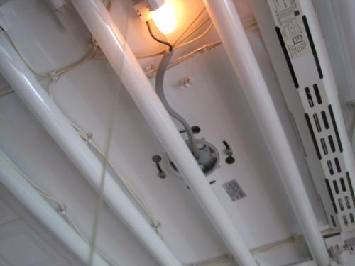 電気工事士に引き掛けシーリングの取付けを依頼してください