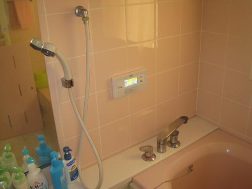 エコキュートの浴室 リモコンです