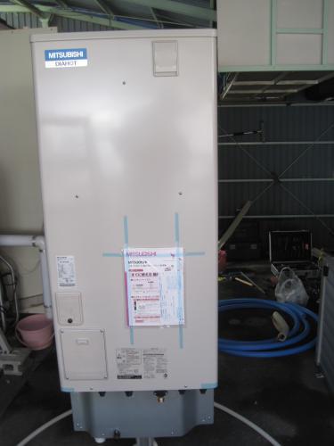 三菱電機のエコキュート寒冷地仕様370ℓです