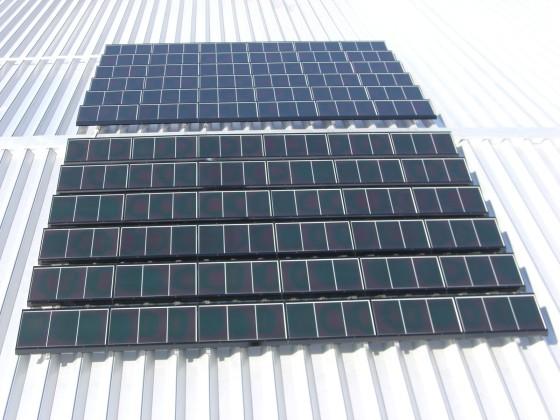 Honda Cars 太陽光発電-モジュール