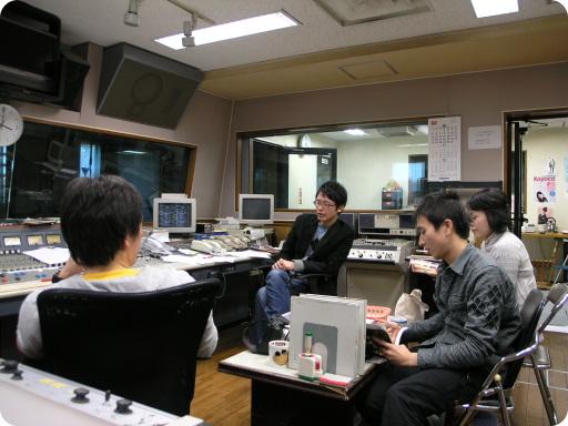 IBS茨城ラジオ出演07