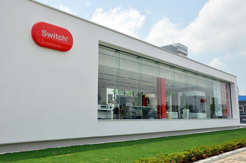 Switch!Stationつくば見学16