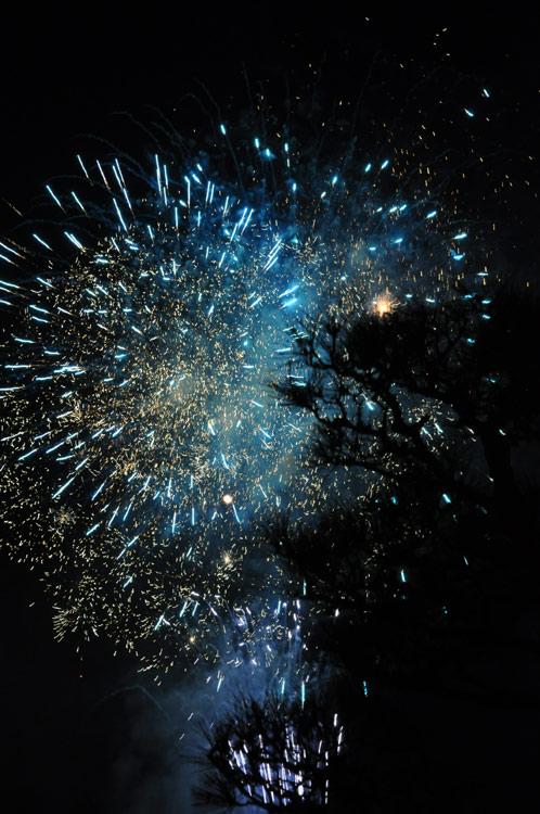 2011年偕楽園・夜梅祭03