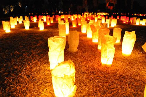 2011年偕楽園・夜梅祭05