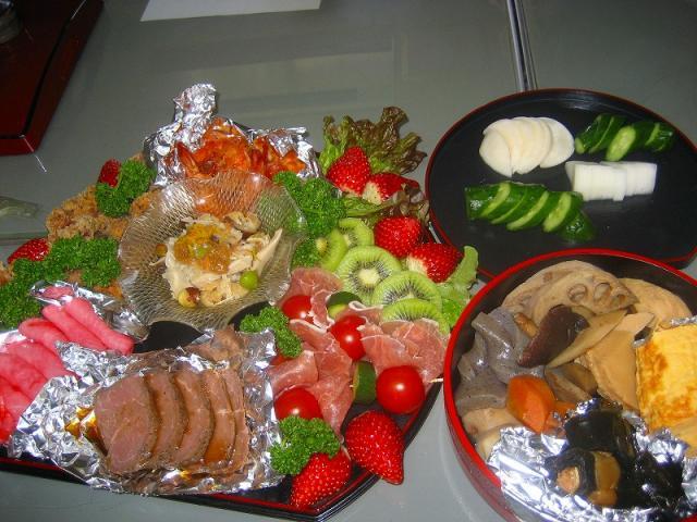 正月の料理