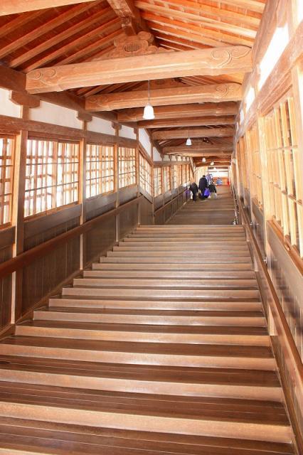 ながい階段