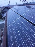 相模原市中央区Y様邸太陽光発電工事