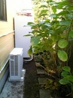 神奈川県にてエコキュート設置工事です!