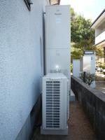 岡山県玉野市のオール電化(エコキュート・IH)リフォーム
