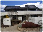 東海村H様邸の太陽光発電