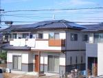 栃木県小山市T様邸 太陽光発電システム設置工事