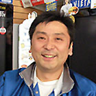 パナクレール シーズ あきば、店長の秋場秀一です。